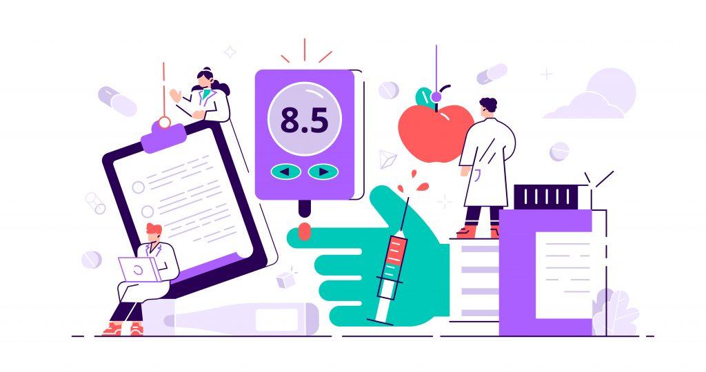 جلوگیری از عوارض دیابت